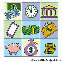 Finance image gratuite – Argent illustration