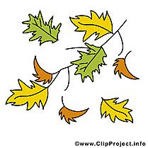 Chute des feuilles images – Automne dessins gratuits