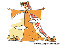 Dieu image à télécharger – Automne clipart