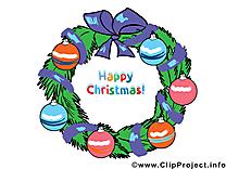 Couronne clip art – Avent image gratuite