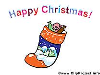 Image gratuite chaussette – Avent cliparts