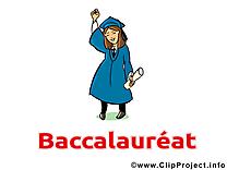 Baccalauréat illustration  gratuite à télécharger