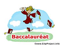 Clipart femme – Baccalauréat dessins gratuits