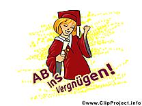 Cliparts gratuis femme – Baccalauréat images