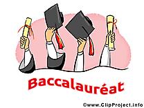 Dessin gratuit fête – Baccalauréat image