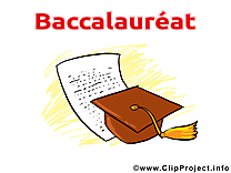 Image gratuite diplôme – Baccalauréat illustration