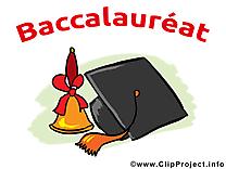 Toque baccalauréat image gratuite
