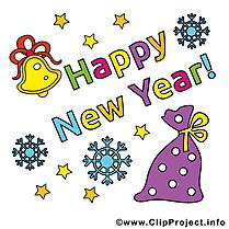 Carte bonne année - Cartes de voeux gratuites
