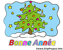 Clipart Nouvel an