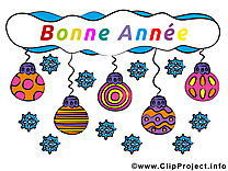 Image Clipart gifs Nouvel an