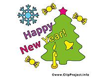 Image de nouvel an gratuit