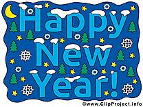 Texte en images bonne année gratuit