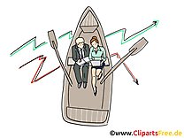 Bateau dessin – Bureau à télécharger