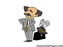 Chef clip art – Bureau image gratuite