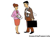 Chef dessin – Bureau cliparts à télécharger