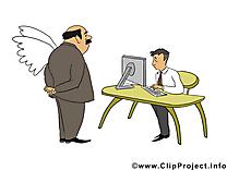 Chef image gratuite – Bureau illustration