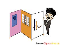 Clip art gratuit présentation – Bureau images
