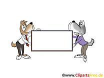 Clip arts gratuits présentation – Bureau illustrations