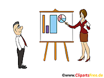 Cliparts gratuis diagramme – Bureau images