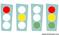 Couleurs dessin – Bureau cliparts à télécharger