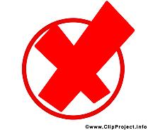 Croix image gratuite – Bureau cliparts