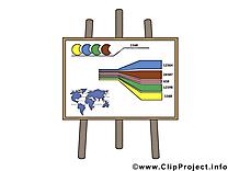 Diagramme dessins gratuits – Bureau clipart