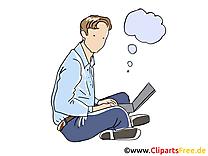 Difficultés image gratuite – Bureau clipart