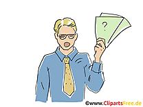 Directeur image gratuite – Bureau cliparts