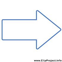 Flèche dessin – Bureau cliparts à télécharger