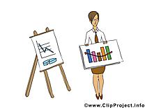 Graphique illustration – Bureau images