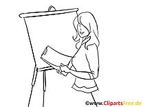 Images à imprimer attraсtive  – Bureau dessins gratuits