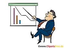 Investisseur clip arts gratuits – Bureau illustrations