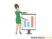 Modèle image gratuite – Bureau cliparts