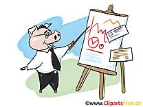 Bourse dessins gratuits – Entreprise clipart