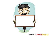 Business plan dessins – Entreprise clipart