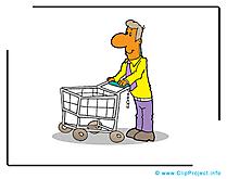Chariot image gratuite – Entreprise clipart