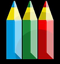 Crayons image à télécharger – Entreprise clipart