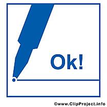 Ok image gratuite – Entreprise illustration