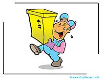 Porteur image gratuite – Entreprise cliparts