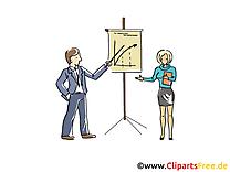Presentation clip art gratuit – Entreprise dessin