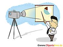 Projecteur image à télécharger – Entreprise clipart