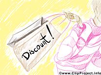 Rabais images gratuites – Entreprise clipart