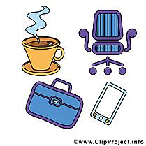 Travail dessins gratuits – Entreprise clipart