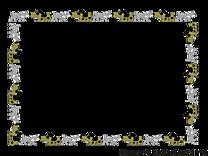 Animaux images – Cadre clip art gratuit