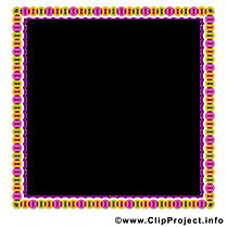 Bordure cadre illustration à télécharger gratuite