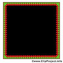 Bordure clip art – Cadre image gratuite