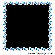 Bordure clipart – Cadre dessins gratuits