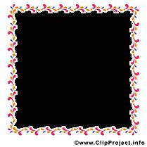 Bordure dessins gratuits – Cadre clipart
