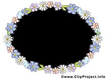 Circle clipart – Cadre dessins gratuits