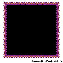 Dessin rectangle gratuit – Cadre image